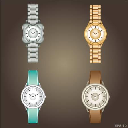 wristwatch: Wristwatch,gradient