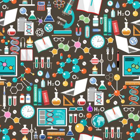biologia: Qu�mico incons�til y modelo cient�fico. Vectores