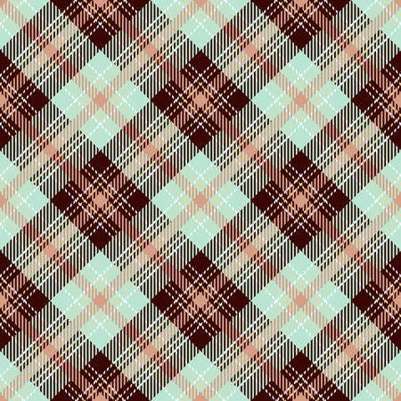 patterns and colors: Tartan seamless vector patterns in beige blue colors