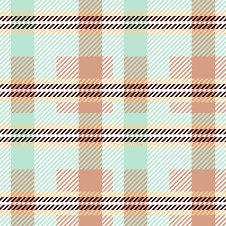 patterns and colors: Seamless vector patterns in beige blue colors Illustration