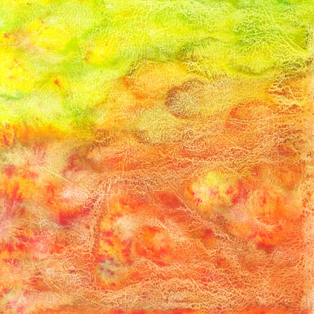 aquarel: Abstract watercolor background on textured paper. Stock Photo