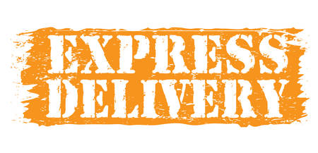 ratified: express delivery Illustration