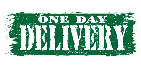 accepted label: one day delivery