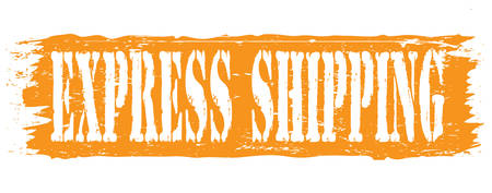 access granted: express shipping stamp