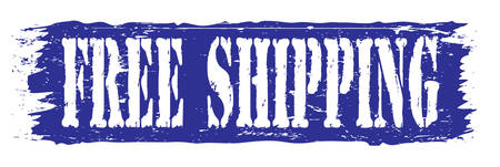 permission granted: free shipping stamp