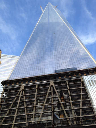wtc: Beautiful view. A way to show how strong human being is.