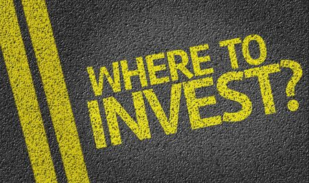 Where to Invest on tar road