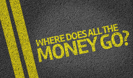 spent: Where does all the money go on tar road