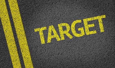tar: Target on tar road