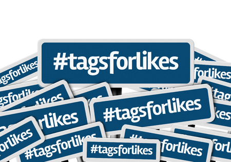 likes: Tags for likes written on multiple road signs