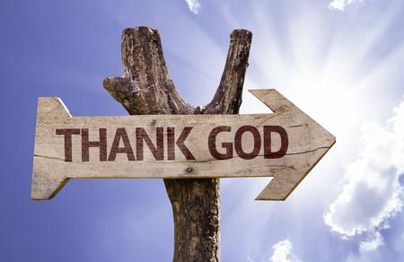 agradecimiento: Gracias a Dios la muestra con la flecha en el fondo de sol