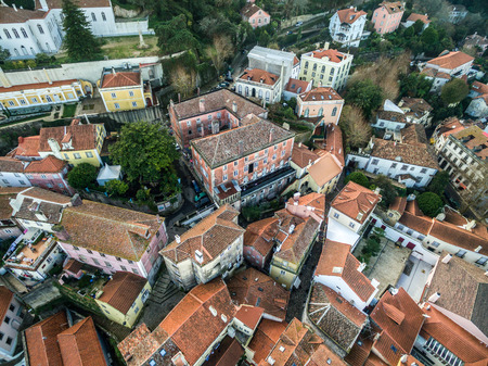 residences: Top view of Sintra Residences, Portugal