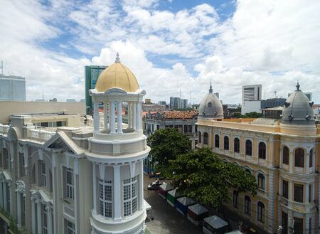 View of downtown Recife