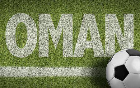 Oman themed soccer concept