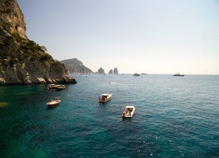 Amalfi Coast, Italy Imagens