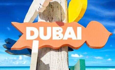 Dubai signage