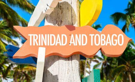 Trinidad and tobago signage