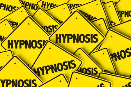 Signs with the word Hypnosis
