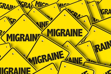 Signs with the word Migraine