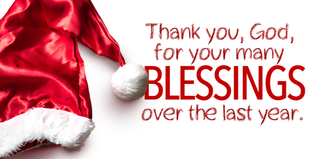 blessings: Thank You, God, for Your Many Blessings Over the Last Year
