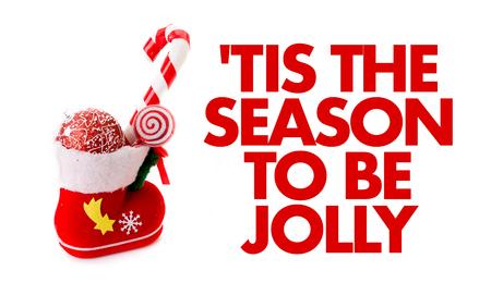 'Tis the Season to be Jolly Imagens
