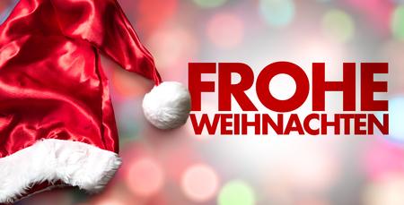 Merry Christmas (in German)