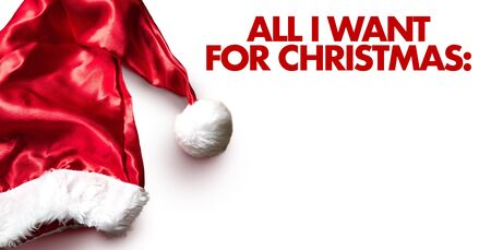 All I Want for Christmas: