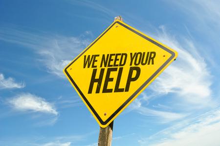 altruismo: Necesitamos tu ayuda