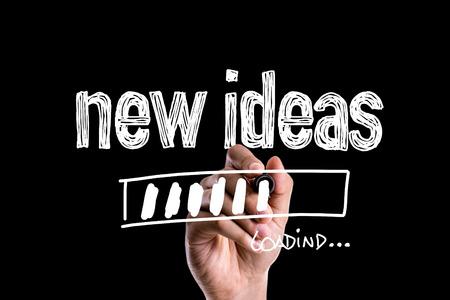 New Ideas loading