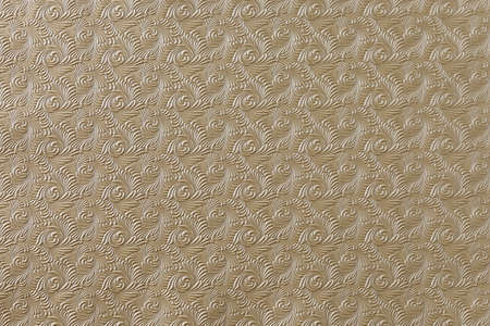 Sheet of paper with twirl styled texture Stock Photo