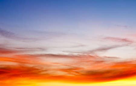 Multicolor Sunset