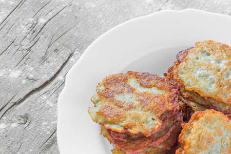 hash browns: