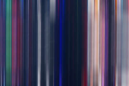 display problem: multicolored blurred abstract background texture with vertical stripes. glitches, distortion on the screen broadcast digital TV satellite channels