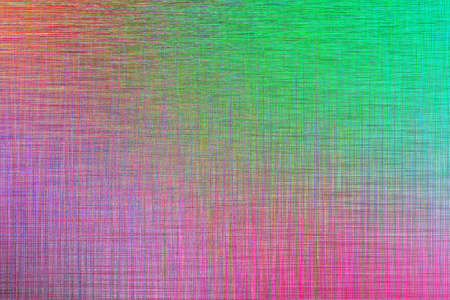 display problem: Colorful abstract background texture. glitches, digital noise Stock Photo