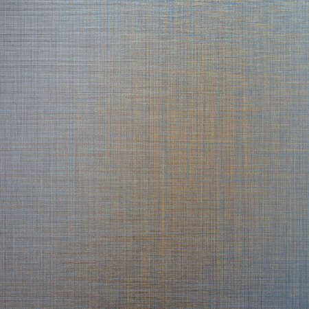 square image: abstract textured background in yellow gray stripes. imitation fabric. square image