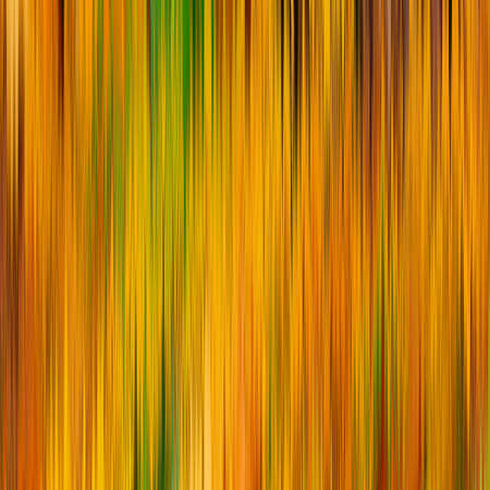 square image: blurry abstract yellow green background texture with vertical stripes. square image Stock Photo