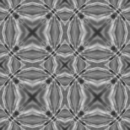 reflexion: geometric black and white decorative abstract blur pattern with a kaleidoscope effectt. for greetings or wrapping paper
