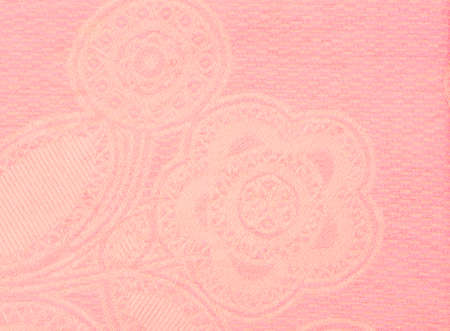 pink vintage retro texture old fabric with patterns
