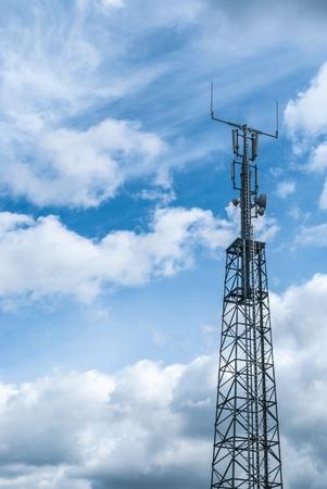 transmitting: Radio Tower, Transmitting Station