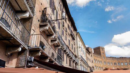 il: Siena, il Campo, Tuscany