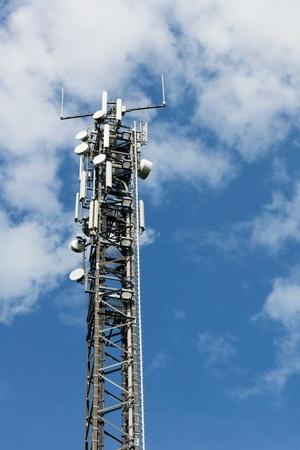 LTE base station Stock Photo - 16263138