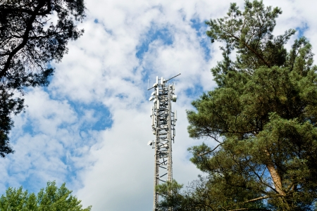 bowl frequency: LTE base station