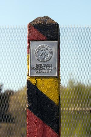 Die Mauer - Ost-Deutschland