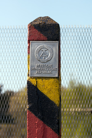 east of germany: The Wall - East Germany