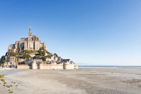 mont saint michel: Le Mont Saint Michel, France, Normandy 2015
