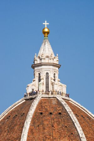 cattedrale: The Cattedrale di Santa Maria del Fiore in Florence, Italy