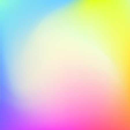 Multi color abstract gradient background vector