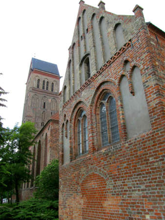 mention: St  Mary s Church Anklam first mention of 1296