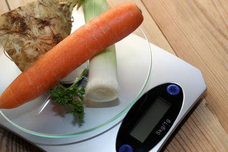 slight: Leichte Kost Stock Photo