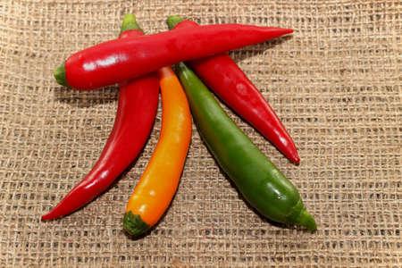 peperoni: Peperoni mix Stock Photo
